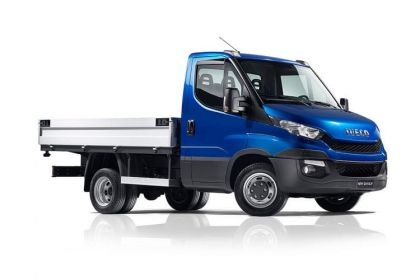 Lease Iveco Daily HGV van leasing