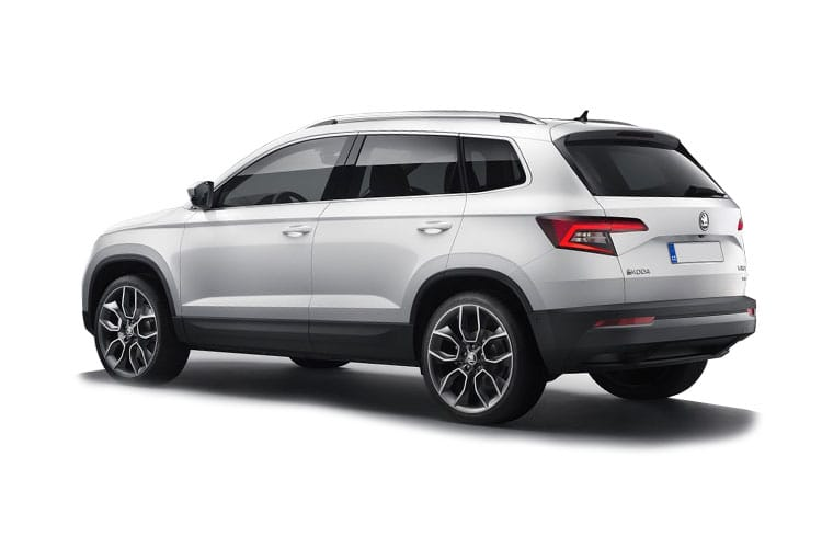 Skoda Karoq SUV 2.0 TDi 150PS SE L 5Dr Manual [Start Stop] back view
