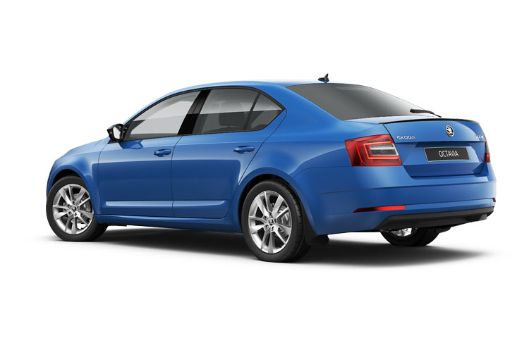 Skoda Octavia Hatch 5Dr 2.0 TDi 116PS SE 5Dr DSG [Start Stop] back view