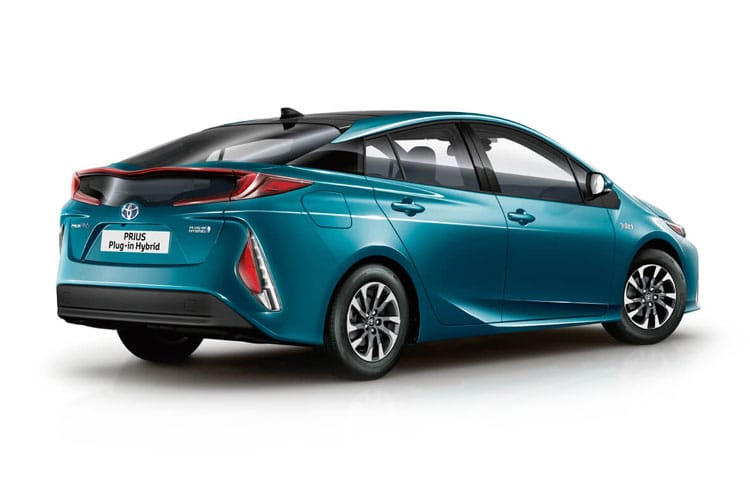 Toyota Prius Hatch 5Dr 1.8 VVT-h 122PS Excel 5Dr CVT [Start Stop] [15in Alloy] back view