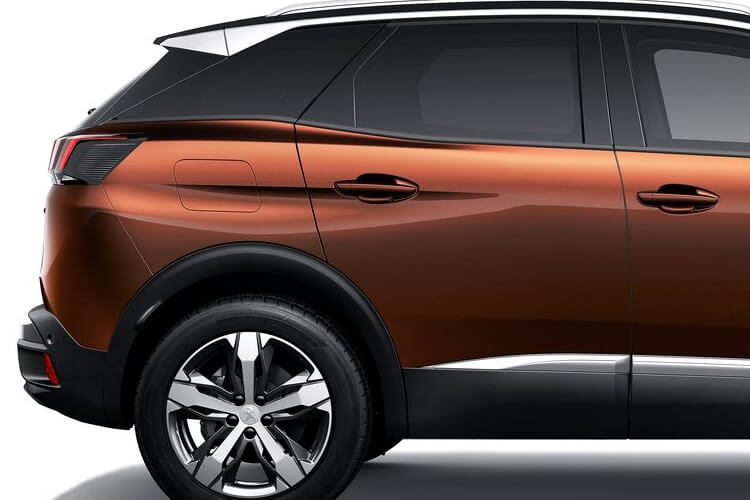 Peugeot 3008 SUV HYBRID 1.6 PHEV 13.2kWh 225PS Allure 5Dr e-EAT [Start Stop] detail view