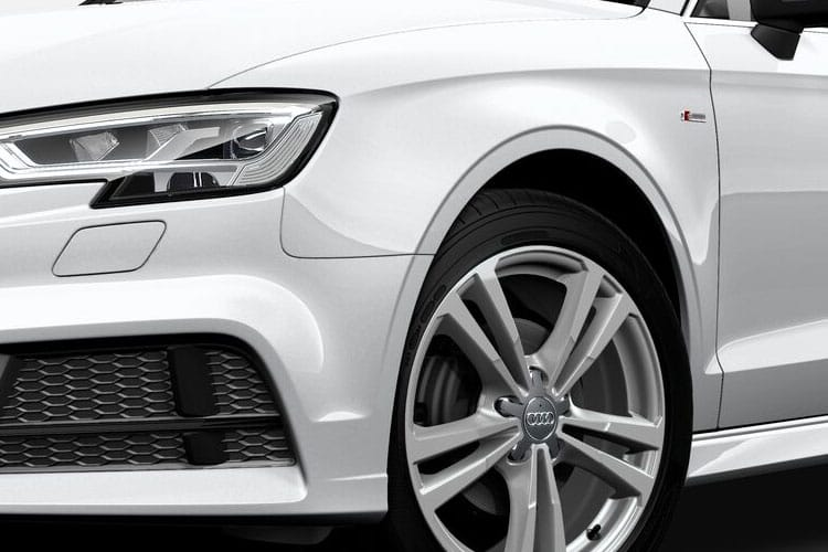 Audi A3 30 Saloon 4Dr 1.0 TFSI 110PS S line 4Dr S Tronic [Start Stop] detail view