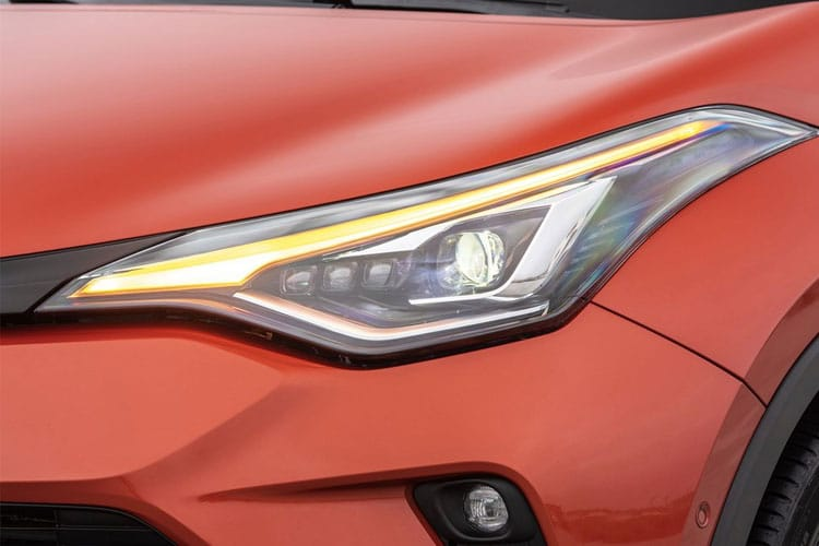 Toyota C-HR 5Dr 1.8 VVT-h 122PS Icon 5Dr CVT [Start Stop] detail view