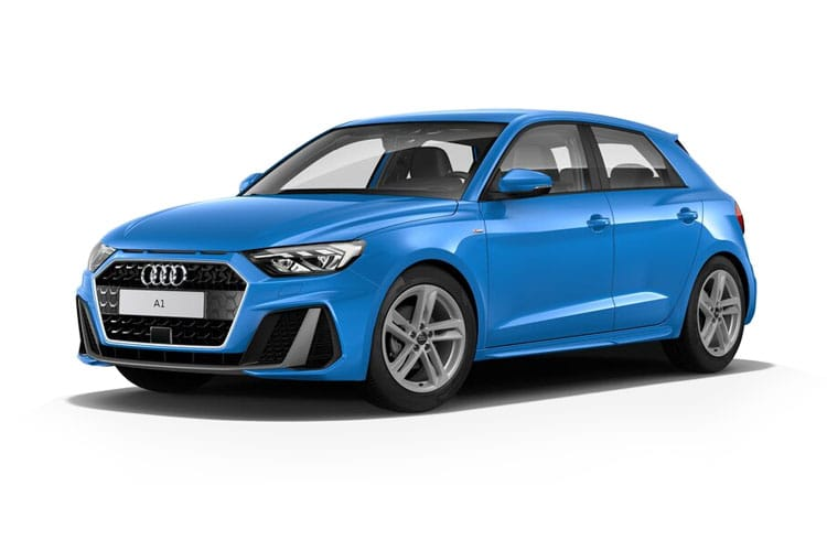 Audi A1 25 Sportback 5Dr 1.0 TFSI 95PS Technik 5Dr Manual [Start Stop] front view