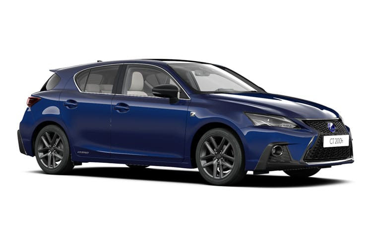 Lexus CT 200h Hatch 5Dr 1.8 h 136PS CT 5Dr E-CVT [Start Stop] [Premium] front view