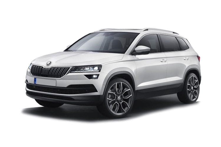 Skoda Karoq SUV 1.6 TDi 115PS SE L 5Dr Manual [Start Stop] front view
