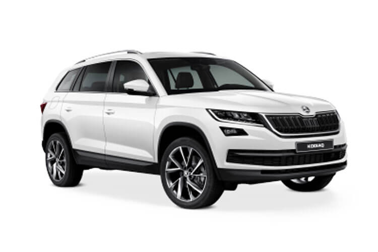 Skoda Kodiaq SUV 1.5 TSi ACT 150PS SE L 5Dr Manual [Start Stop] [7Seat] front view