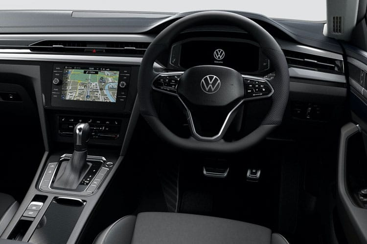 Volkswagen Arteon Shooting Brake 5Dr 2.0 TDI 150PS R-Line 5Dr DSG [Start Stop] inside view