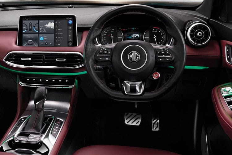 MG Motor UK MG HS SUV 1.5 T-GDI 162PS Exclusive 5Dr Manual [Start Stop] inside view