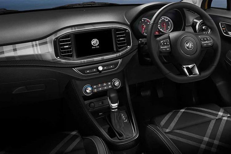 MG Motor UK MG3 Hatch 5Dr 1.5 VTi-TECH 106PS Exclusive 5Dr Manual [Start Stop] inside view