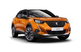 Peugeot 2008 SUV SUV 1.2 PureTech 100PS Allure 5Dr Manual [Start Stop]