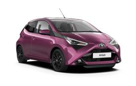 Toyota Aygo Hatchback Hatch 5Dr 1.0 VVTi 71PS x-play 5Dr x-shift