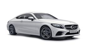 Mercedes-Benz C Class Coupe C200 Coupe 1.5  198PS AMG Line 2Dr G-Tronic+ [Start Stop]