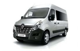 Renault Master Window Van High Roof LWB 35 FWD 2.3 dCi ENERGY FWD 150PS Business Window Van High Roof Manual [Start Stop]
