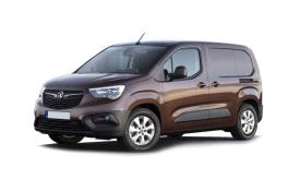 Vauxhall Combo Van Cargo L1 2300 1.5 Turbo D FWD 130PS Edition Van Auto [Start Stop]