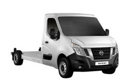 Nissan NV400 Chassis Cab L3 35 FWD 2.3 dCi FWD 135PS Tekna Chassis Cab Manual