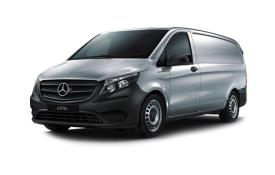Mercedes-Benz Vito Van 114 L3 FWD 1.7 CDi FWD 136PS Progressive Van Manual [Start Stop]