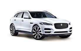 Jaguar F-PACE SUV SUV AWD 2.0 i 250PS HSE 5Dr Auto [Start Stop]