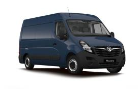 Vauxhall Movano Van High Roof R35DRW L4 2.3 CDTi BiTurbo DRW 145PS Edition Van High Roof Manual [Start Stop]
