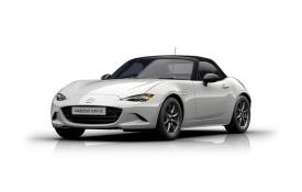 Mazda MX-5 Convertible RF 1.5 SKYACTIV-G 132PS Sport 2Dr Manual [Start Stop]
