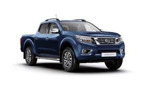 Nissan Navara Pickup PickUp DoubleCab 4wdS 2.3 dCi 4WS 190PS Tekna Pickup Double Cab Manual [Start Stop]