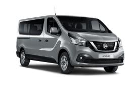 Nissan NV300 Combi L2 30 M1 2.0 dCi FWD 120PS Acenta Combi Manual