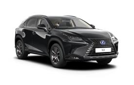 Lexus NX SUV 300h SUV 2.5 h 197PS NX 5Dr E-CVT [Start Stop] [17in without Nav]