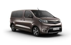 Toyota PROACE Verso MPV Long 2.0 D FWD 150PS Shuttle MPV Manual [Start Stop] [9Seat]
