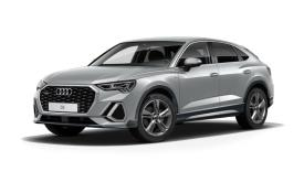 Audi Q3 SUV 40 SUV quattro 5Dr 2.0 TDI 200PS Black Edition 5Dr S Tronic [Start Stop] [Comfort Sound]