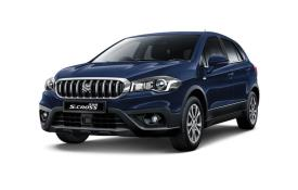 Suzuki S-Cross SUV SUV ALLGRIP 1.4 Boosterjet 140PS SZ5 5Dr Manual [Start Stop]