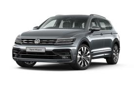Volkswagen Tiguan Allspace SUV SUV 1.5 TSI EVO 150PS Match 5Dr Manual [Start Stop]