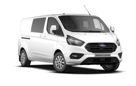 Ford Transit Custom Crew Van 320 L1 2.0 EcoBlue FWD 130PS Leader Crew Van Manual [Start Stop] [DCiV]