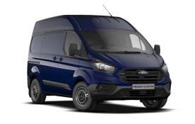 Ford Transit Custom Van High Roof 300 L1 2.0 EcoBlue FWD 105PS Leader Van High Roof Manual [Start Stop]