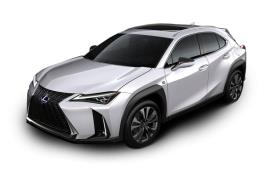 Lexus UX SUV 250h SUV 2.0 h 184PS F-Sport 5Dr E-CVT [Start Stop] [Prem Plus Tech Safety]