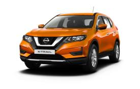 Nissan X-Trail SUV SUV FWD 1.7 dCi 150PS N-Connecta 5Dr CVT [Start Stop] [5Seat]
